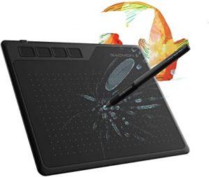 tablette graphique sans écran avec stylet