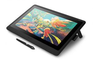 tablettes graphiques avec écran Wacom Cintiq