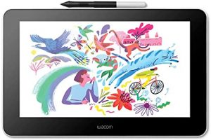 tablette graphique avec écran Wacom One