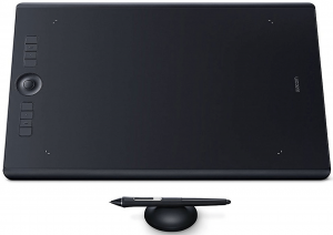 Meilleure tablette graphique sans écran : la Wacom Intuos Pro