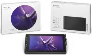 La Wacom MobileStudio Pro 16 sortie de sa boîte